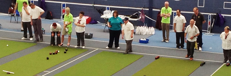 Special Olympics Plymouth - Bowls