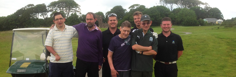 Special Olympics Plymouth - Golf